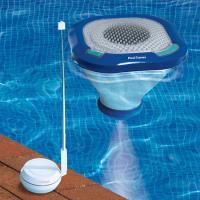 Swimline PoolTunes Floating Speaker Light