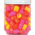 South Bend Atlas Cheese Glitter Mallows to Attract Fish