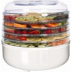 Ronco FD1005WHGEN 5 Tray Electric Food Dehydrator White