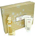 Fifth Avenue by Elizabeth Arden Set-eau De Parfum Spray 4.2 Oz & Body Lotion 3.3 Oz & Eau De Parfum .12 Oz Mini for Women