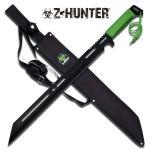 Z Hunter  Black Blade Machete