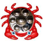 Anatex Crab Mirror Wall Panel