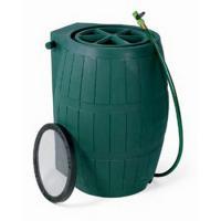 Achla 54 Gallon Green Rain Barrel