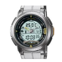 Casio Casual Sports Watch with Thermometer