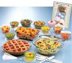 Anchor Hocking 33 Piece Expressions Set