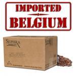 Sephra Belgian Milk Fondue Chocolate, 20lb. Case for Chocolate Fountains