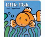 Chronicle Books Little Fish Finger Puppet Book