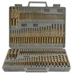 Buffalo Tools 115 Pc. Titanium Drill Bit Set