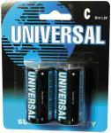 Universal Battery D5627/D5327/D5927 Super Heavy-Duty Batteries (C 2-pk)