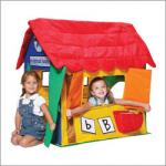 Bazoongi Kids - Learning Cottage Play Tent