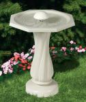 Allied Precision Water Rippling Bird Bath