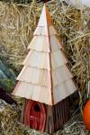 Heartwood 195A Lord of the Wing Bird House - Redwood