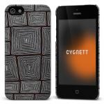 Cygnett Cyo980Cpico Iphone 5 Case Ronnie Tjampitjinpa White