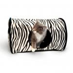 "Kitty Camper Zebra 13"" x 18"" x 10"""