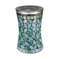 Nu Steel Sea Foam Mosaic Tumbler