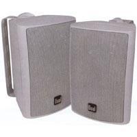 Dual LU43PW 3-way Indoor/Outdoor Speakers (4)