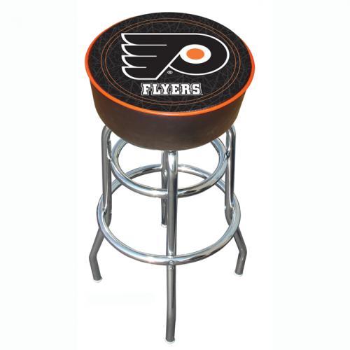 NHL Philadelphia Flyers Padded Bar Stool : 7104420 from shoppingwarehouse.net size 500 x 500 jpeg 21kB