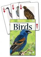 Adventure Publications Birds of the Southwest Playing Cards