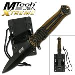 M Tech Xtreme Tactical Neck Knife