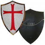 Knights Templar Armor Shield.