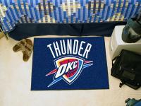 "Oklahoma City Thunder Starter Rug 20""x30"""