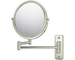 Kimball Amp Young Double Arm Non Lighted Wall Mirror 7 3 4