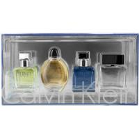 Calvin Klein Variety By Calvin Klein 4 Piece Mens Mini Variety With Eternity & Euphoria & Eternity Aqua & Obsession And All Are Eau De Toilette .5 Oz for Men