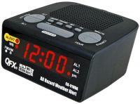 Qfx Weather Alert Radio Alarm Clock