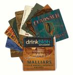 Magnet Works Whiskey Coasters