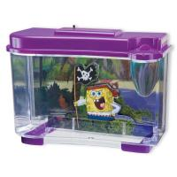 3-D SpongeBob Pirate Aquarium