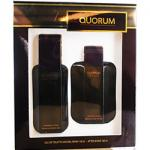 Quorum By Antonio Puig Eau De Toilette Spray 3.4 Oz & Aftershave 3.4 Oz for Men