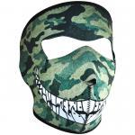 Zan Headgear Neo Face Mask - Camo with Teeth