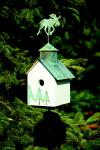 Heartwood Sleepy Hollow Birdhouse, Loose Moose