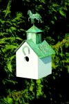 Heartwood Sleepy Hollow Birdhouse, Horse Heaven