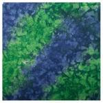 Liberty Mountain Bandana Tie Dye Blue/Green