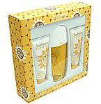 Sunflowers by Elizabeth Arden Set-Eau De Toilette Spray 3.3 Oz & Body Lotion 3.3 Oz & Cream Cleanser 3.3 Oz for Women