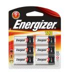Energizer Ultimate Lithium 123 3v Batteries, 6 Pack