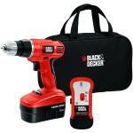 Black & Decker GCO18SFB 18-volt Cordless Drill & Stud Sensor Kit