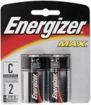 Energizer 93BP-2 Long-Life Alkaline Batteries (C 2-pk)