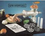 Universal Gourmet Master Sausage-Making Machine