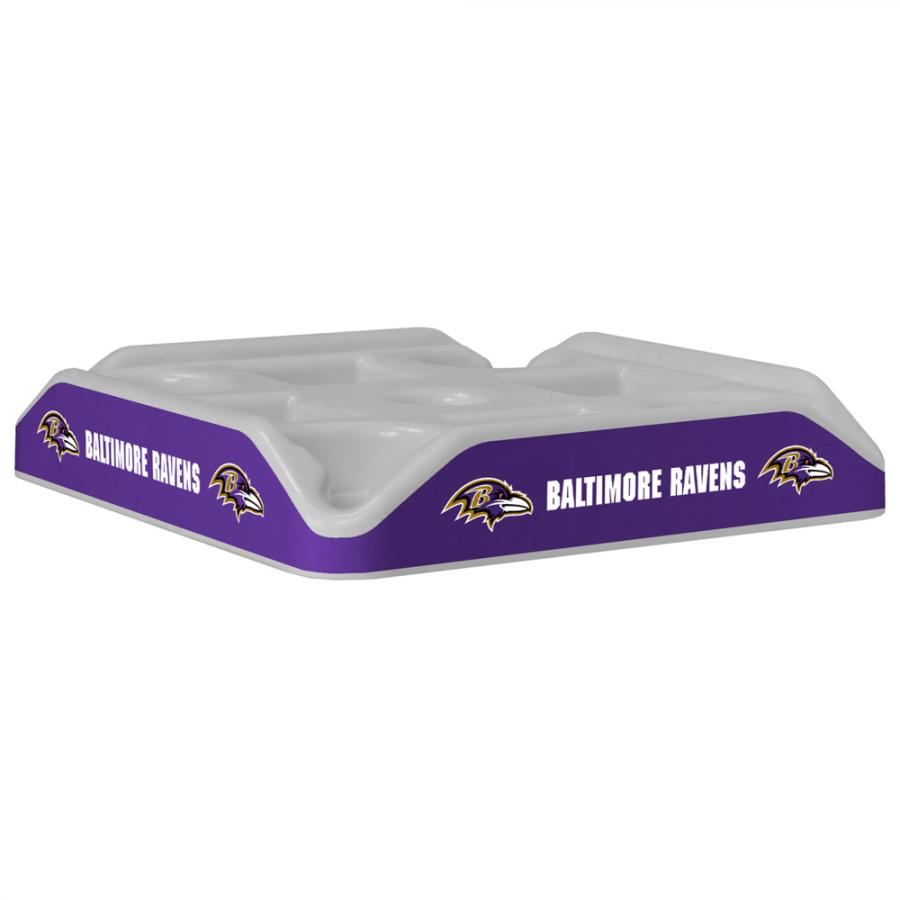 Logo Chair Baltimore Ravens NFL Canopy Pole Caddy