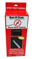 Bird B Gone Stainless Steel Bird Spikes 5 in
