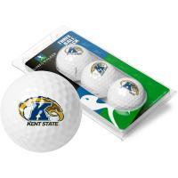 Kent State Golden Flashes 3 Golf Ball Slee