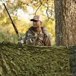 Red Rock Gear Camouflage Netting, Hunting Series, 8 X 10