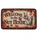 "Rivers Edge Products 18""x30"" Door Mat-nut House"