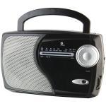 Weatherx WR282B AM/FM Weatherband Radio