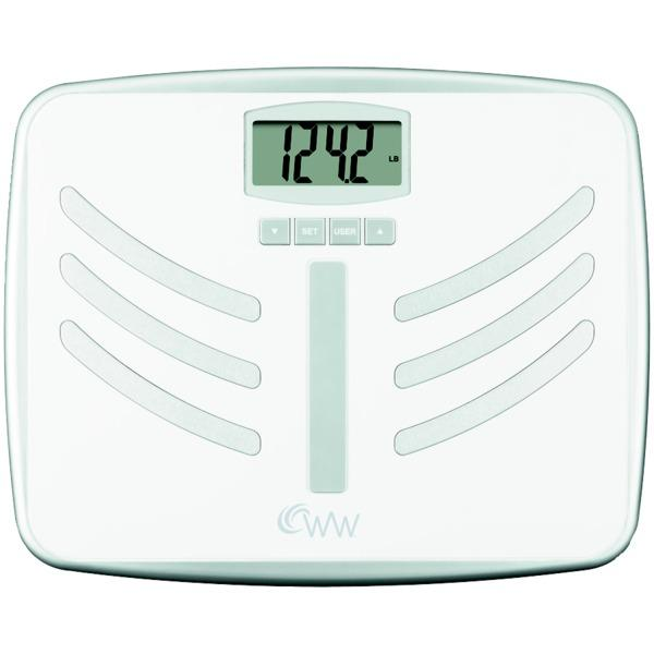 Conair Weight Watchers Body Analysis & Tracker Scale