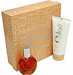 Chloe by Chloe Set-Eau De Toilette Spray 3 Oz & Body Lotion 6.8 Oz for Women