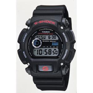 how to turn off alarm on g shock dw9052