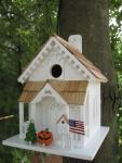 Home Bazaar Seasons Tweetings Birdhouse